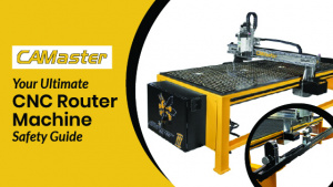 CNC Router Machine Safety Guide